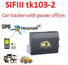 Vehicle GPS Tracker&car alarm security gps tracking system for car