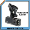 Hot! Full HD 1080p full hd car gps with G-Sensor dvr black box RLDV-991