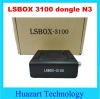 Newest Original LSbox 3100 dongle Patch Nagra 3 free SKS