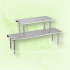 rectangular shape ss 18/0 kitchen plate rack