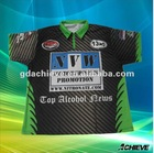 Sublimation pro team racing jerseys wear
