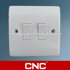 2 Gang 2 Way Wall Switch