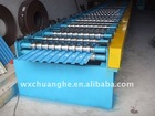 High quality European shutter door forming machine
