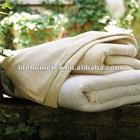 Four Seasons Micro Fleece Plush Solid Blanket