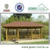 HOT -sale wooden garden gazebo