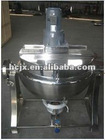 Jacket Kettle Heating By Liquid Gas