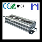 IP67 Power Supply 24V 150W 6A led power supply