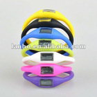 Water Resist Silicone Minus Ion Sports Wrist Bracelet Silicon Watch
