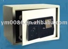 High quality solid steel Hotel safe box T-30ECA