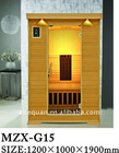 (G15) mini home wooden sauna cabin