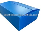 PP Plastic Corrugated Packaging Box