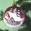 Top quality christmas ball decoration
