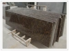Brown Granite countertop vanitytops