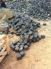 Basalt black Cube 10x10x10