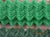 PVC Coated Chain Link Fence manufacture