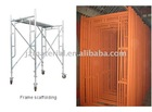 HOT SELLING SCAFFOLDING FRAME SYSTEM(FACTORY)