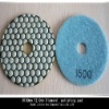 4 inch diamond dry polishing pad