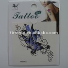 Good Quality Temporary Body Tattoo, Newest Body Sticker, Nontoxic and Tasteless, Fashion Design TM0822 Body Tattoo