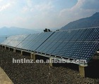 30KW HIGH PROFILE off-grid solar system for industry project