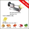 INEO Spiral Potato Slicer (304# Stainless Steel,Snack Food Machine)