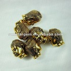 brass buddha beads for bracelet