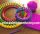 2011 new amazing stylish bags hats scarves knitting round loom