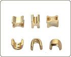 brass top and bottom stops of Zipper,zipper parts