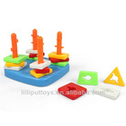 Educational happiness colorful folding toy