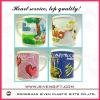 coloful lovely design soft pvc mug for promotion gifts