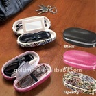 Dual eyeglass case eyeglass holder eyeglass box