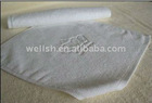 100% cotton plain terry dobby towel