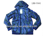 2013/2014 lady's winter padded jacket stocklots for wholesale