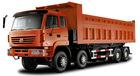 HONGYAN TAMPA 8x4 20cbm Tipper Truck