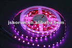 led strip light 5050 CE&RoHS/RGB 60LED/M high brightness LED flexible strip light