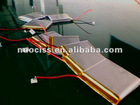rechargeable 063450 3.7v 1100mah li-polymer battery