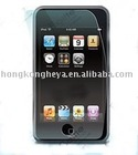 clear LCD anti-glare screen protector film for Ipod touch