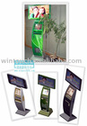 Dual screens touch kiosk WN-341
