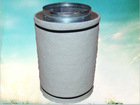 "air filter supplier 12"" inch active carbon filter"