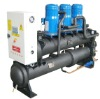 Modular Water source heat pump (scrow compressor),