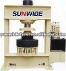 Forklift Solid Tyre Press