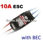 RC Helicopter 10A Brushless with BEC ESC RC Speed Controller