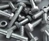 HEX BOLTS ZINC PLATED