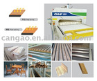 Finger board jointing machine
