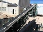 mine belt conveyer convey the sand coal etc