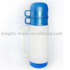 1.0L vacuum flask,PP body,glass liner