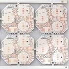 Aluminum LED circuit PCB, PCB factory, Shenzhen PCB, SMT PCB