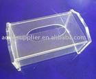 Acrylic tissue boxes holder