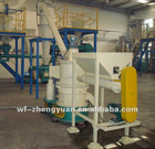 LHK Famous Brand Wood flour Mill with CE Certicafication(0-500mesh)