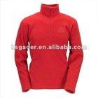 woen's 1/4 Zipped polar fleece jacket