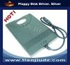 Floppy disk driver. silver